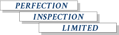 Non-destructive testing company Perfection Inspection Limited logo